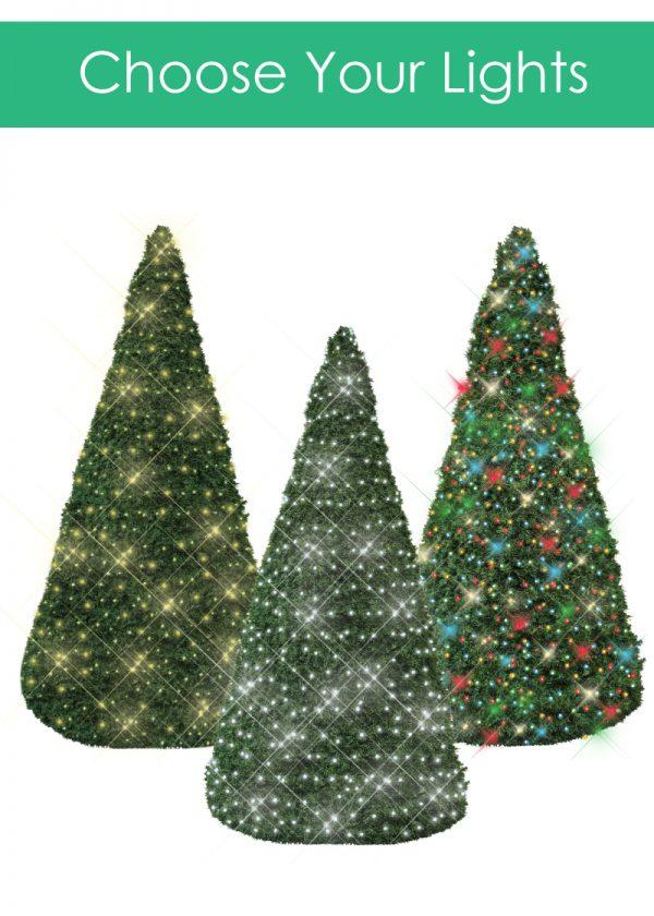 Choose Lights Trees