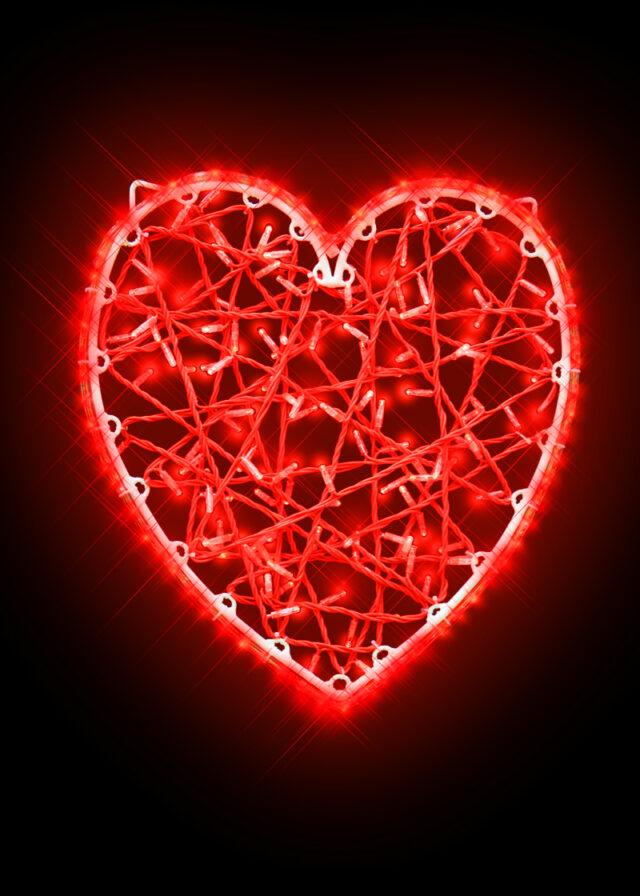 Twine-Heart-LED