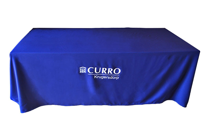 Branded Tablecloths Trestle Tables Cps Promotions