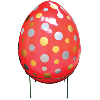 Hire Red Faberge Eggs