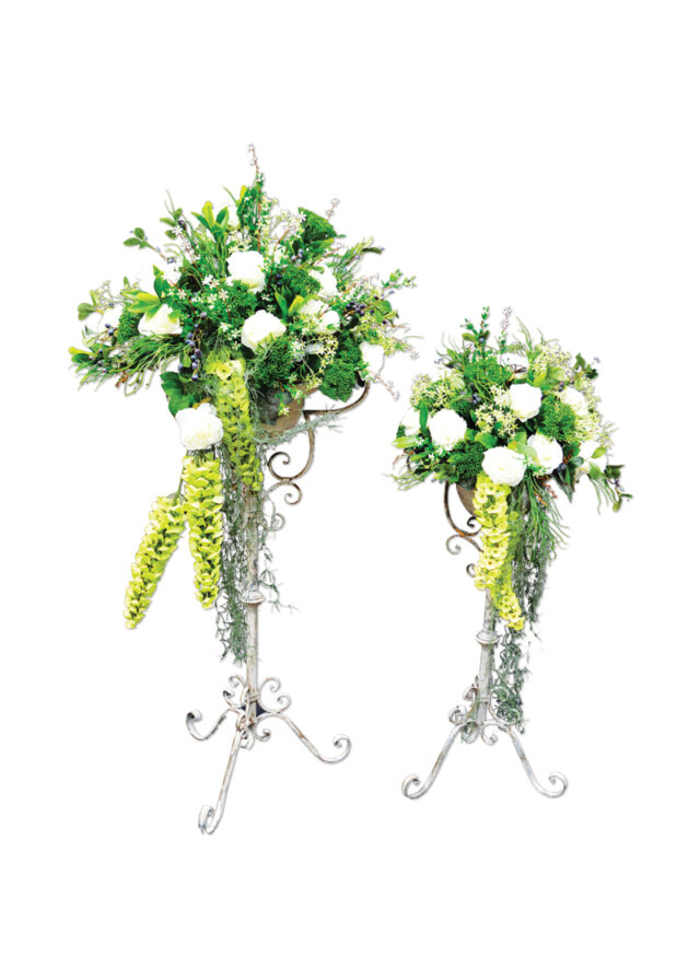 Hire Flower stands