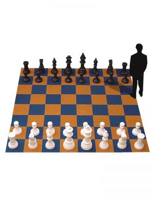 hire giant chess