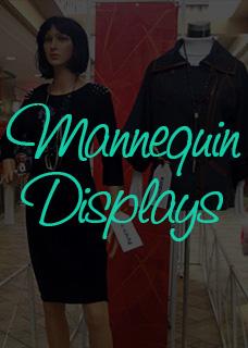 Mannequin & Plinths