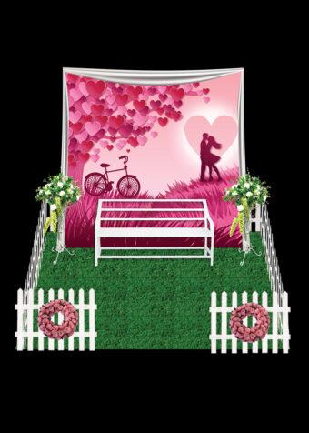 Valentine Photo Booth