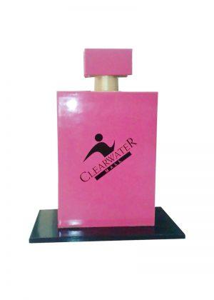 Hire Giant Perfume Prop