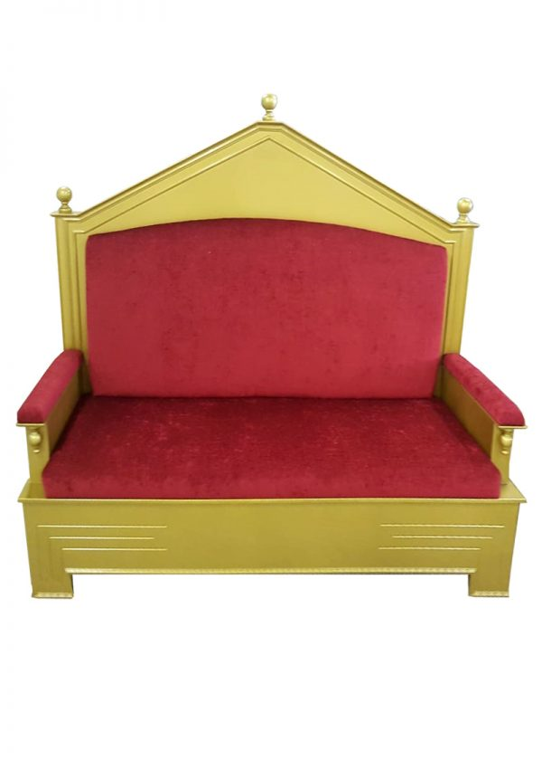 Double-Seater-Throne