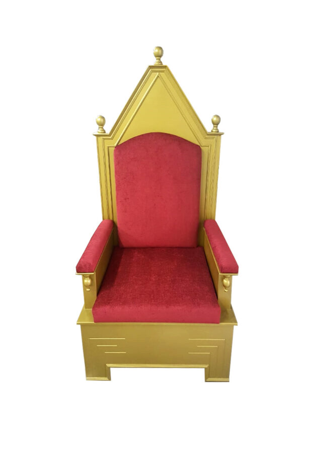 Single Seater Throne