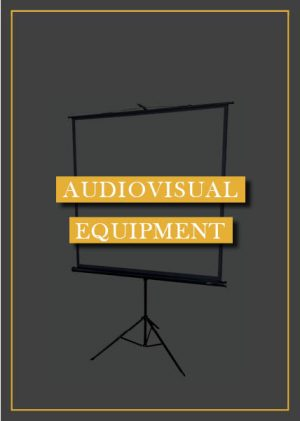 Audiovisual Equipment