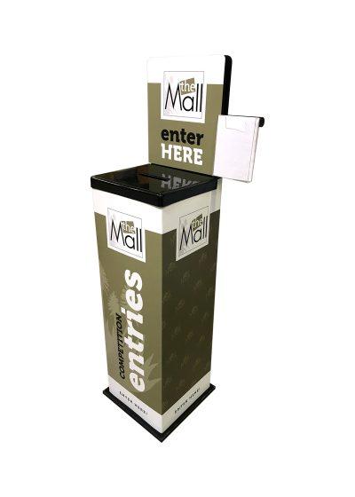 Branded Entry Box 3