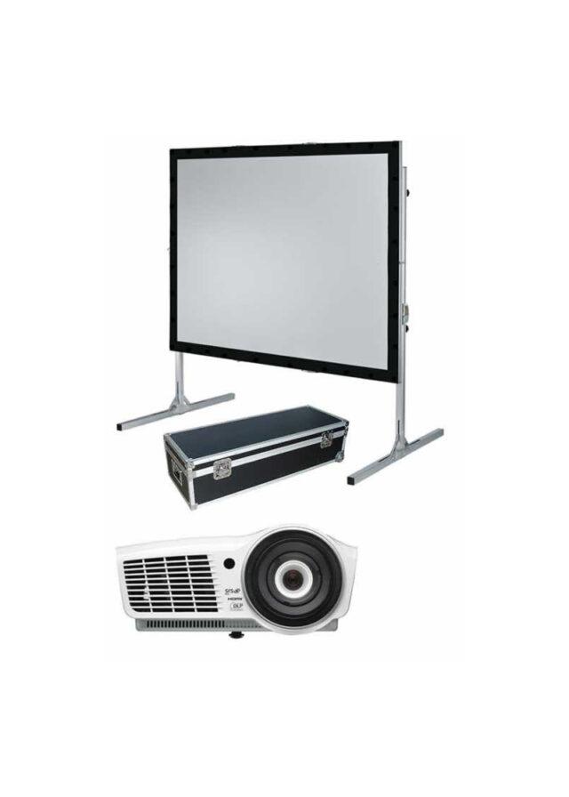 Projectors and screens