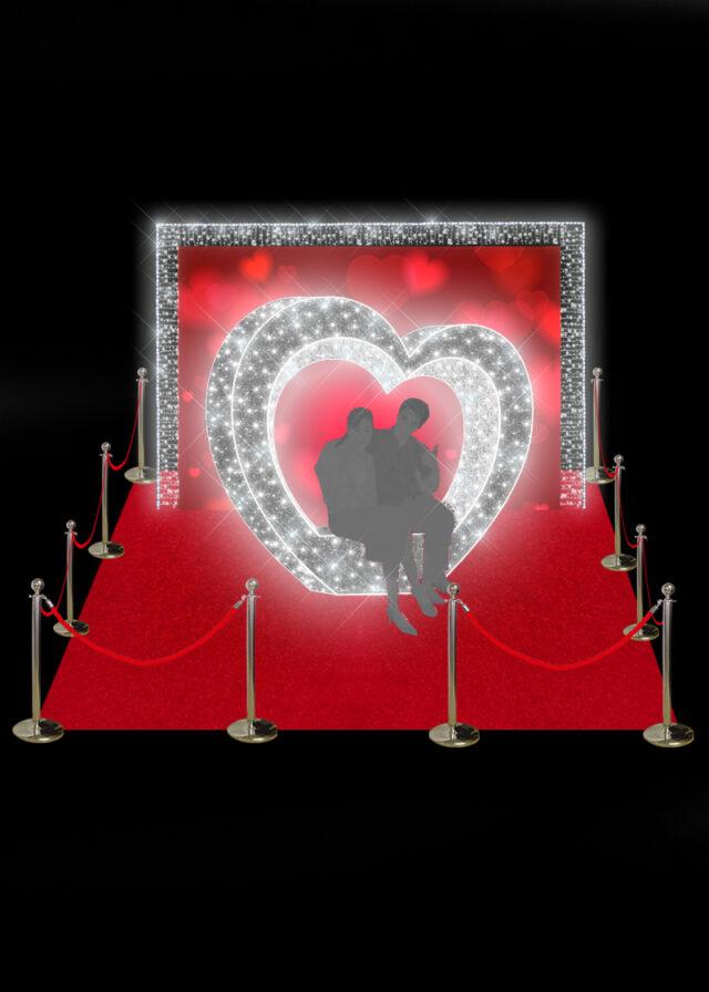 Illuminated-Love-Bench