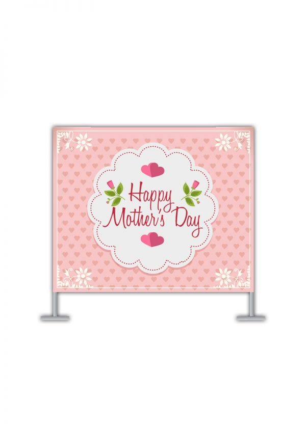 Mothers Day Backdrop
