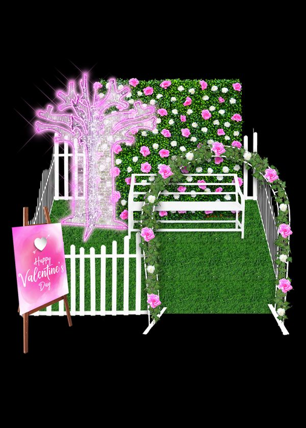 Garden Photo Booth